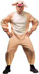 Schwein-Kostüm für Herren