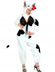 Sexy Kuh Kostüm für Damen