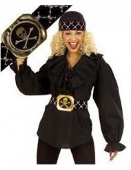 Piraten-Gürtel für Damen