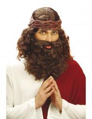Perücke / Bart des Propheten für Herren
