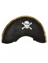 Piratenkapitänshut für Erwachsene