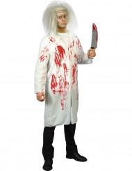 Doktor-Kostüm Halloween für Herren