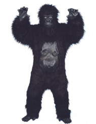 Deluxe Gorilla-Kostüm für Herren