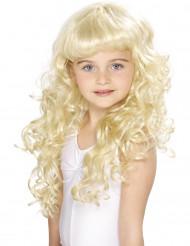 Blonde Prinzessin-Perücke
