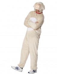 Schäfchen-Kostüm für Herren