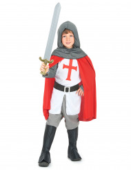 Mittelalter-Kreuzritter-Kostüm für Jungen