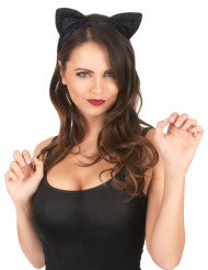 Katzenohren schwarz