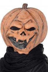 Halloween-Kürbismaske für Erwachsene