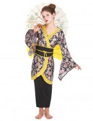 Japanerin Kostüm für Mädchen