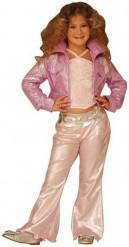 Popstar-Kostüm für Mädchen