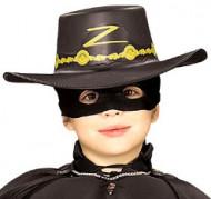 Zorro™-Hut für Kinder