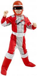 Power Rangers™-Kostüm rot für Kinder