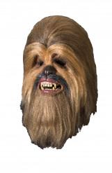 Star Wars™ Chewbacca-Maske Deluxe für Erwachsene