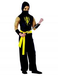 Ninja-Kostüm für Jungen