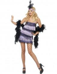 Sexy Charleston-Kostüm für Damen
