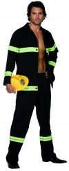 Sexy Feuerwehrmann-Kostüm für Herren