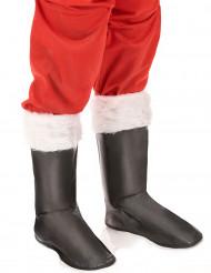 Weihnachtsmann-Stiefelüberzieher