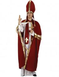 Herren-Kostüm Roter Bischof