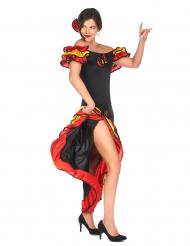 Flamencotänzerinnen-Kostüm für Damen