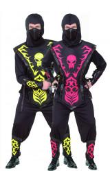 Ninja-Paarkostüm für Herren