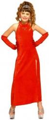Glamouröses Kostüm Jessica für Mädchen