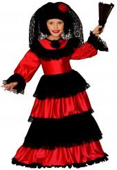 Spanierin-Kostüm für Mädchen