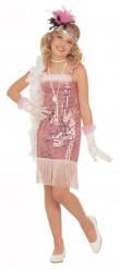 Cabaret Marilyn-Kostüm für Mädchen