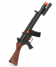 Lautes Soldaten-Sturmgewehr
