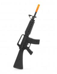 Soldaten Sturmgewehr M16 Spielzeug für Fasching