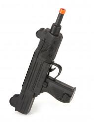 UZI Maschinengewehr mit Sound für Militär-Soldat Kunststoff