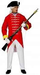 Französischer Soldaten-Outfit für Herren