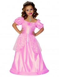 Rosa Prinzessin-Kostüm für Mädchen