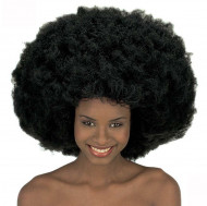 Maxi Disco Afro Perücke für Erwachsene
