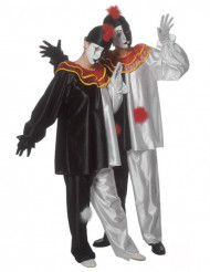 Pierrot-Kostüm für Erwachsene