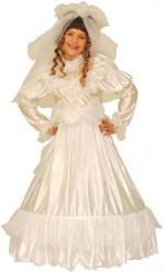 Braut Kostüm für Mädchen Michelle