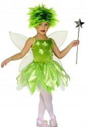 Waldfeekostüm für Mädchen