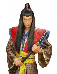 Samurai Perücke für Herren