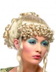 Blonde griechische Göttinenperücke