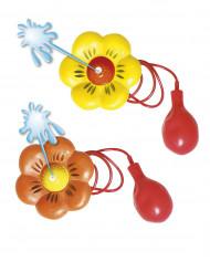 Clownsblume mit Wasserspritze
