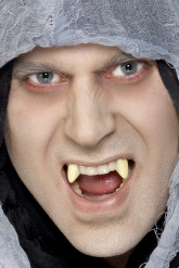 Halloween-Vampirgebiss für Erwachsene