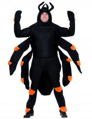 Spinnenmann-Kostüm Halloween für Erwachsene