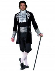 Barock-Vampirkostüm Halloween für Herren