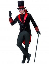 Dracula-Kostüm für Herren zu Halloween