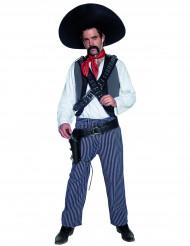 mexikanisches Banditen-Kostüm für Herren