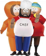 Cartman™, Kenny™ und Chef™-Kostüm aus South Park™ für Erwachsene