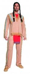 Indianer-Kostüm Deluxe für Herren