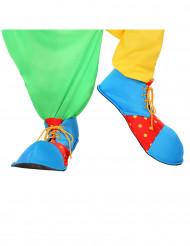 Clown-Schuhe für Erwachsene