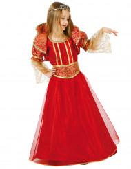 Mädchenkostüm Mittelalterliche Königin