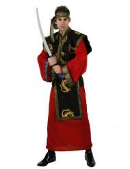 Samurai-Kostüm für Herren
