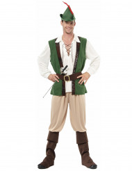 Robin Hood Herrenkostüm bunt